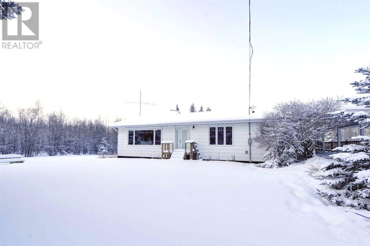 House for sale at 9802 97 Hy N Charlie Lake British Columbia - MLS: R2429664