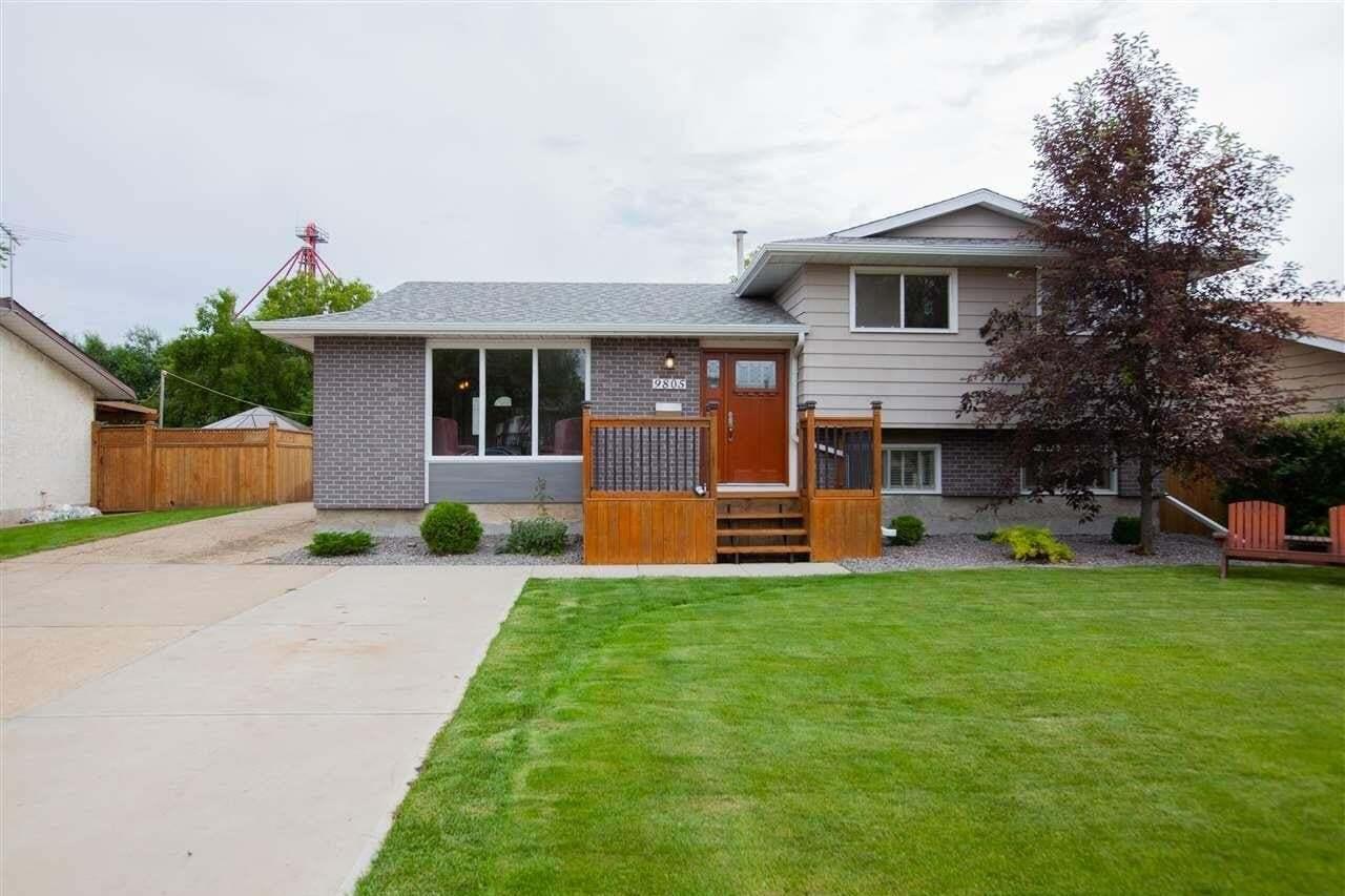 House for sale at 9805 95 Av Morinville Alberta - MLS: E4205223