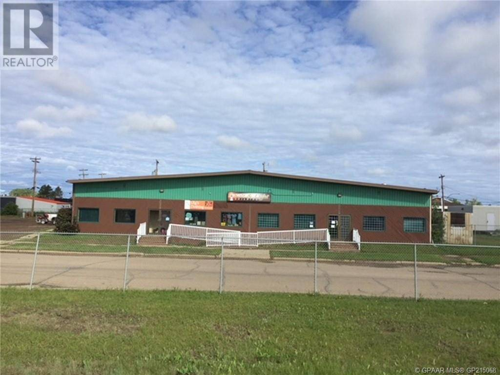 Commercial property for sale at 9808 99 St High Level Alberta - MLS: GP215068