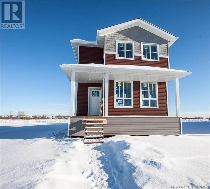 House for sale at 9809 89 St Grande Prairie Alberta - MLS: GP214153