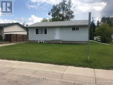House for sale at 9809 95 St Grande Prairie Alberta - MLS: GP207703