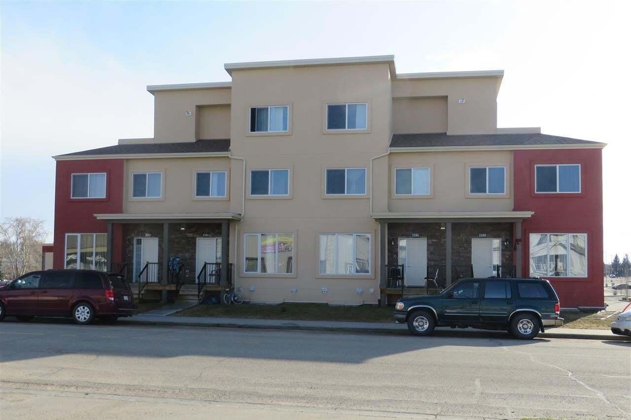 Townhouse for sale at 9810 108 St Fort Saskatchewan Alberta - MLS: E4194131