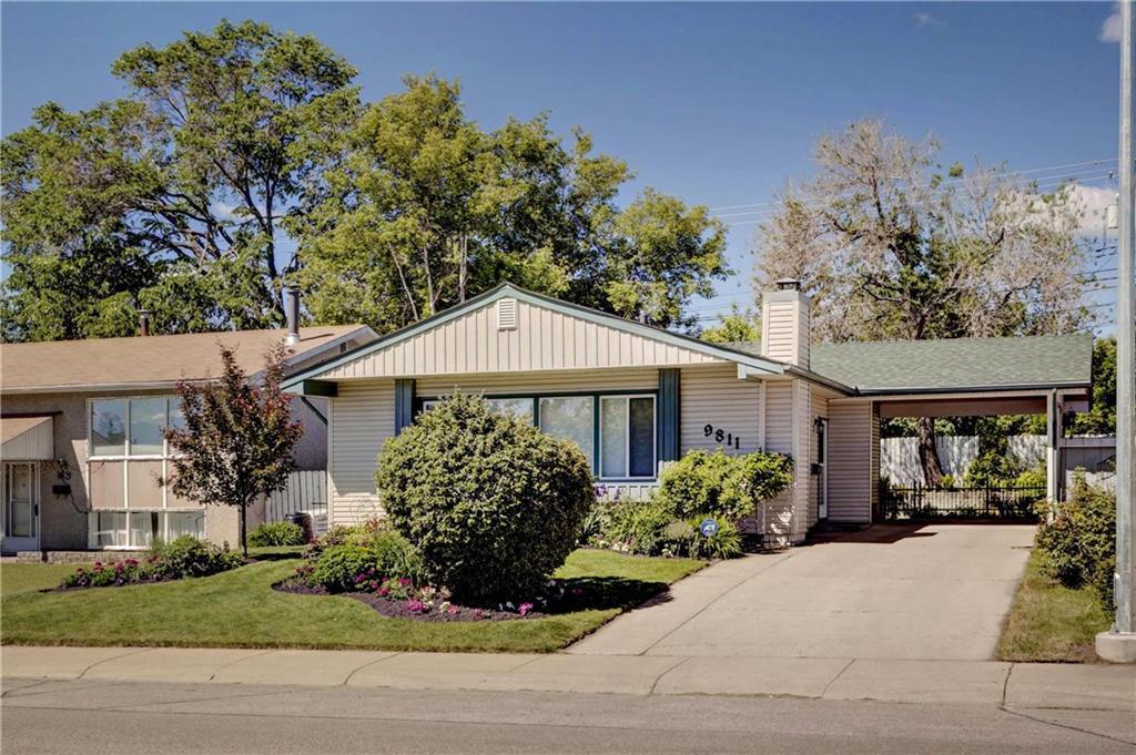 Sold: 9811 2 Street Southeast, Calgary, AB