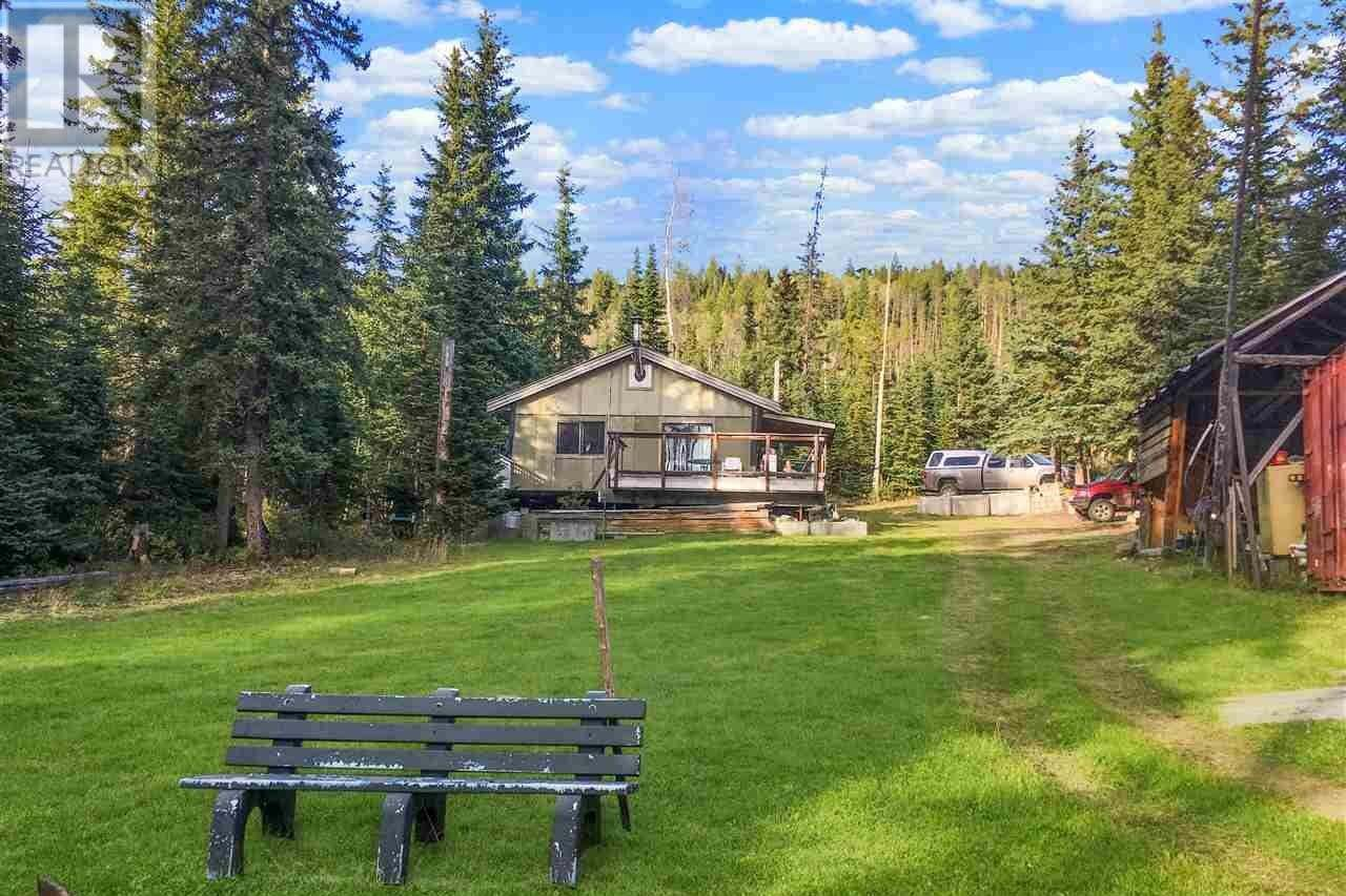 Residential property for sale at 9812 Bonaparte Spur Fsr Rd Bridge Lake British Columbia - MLS: R2456223