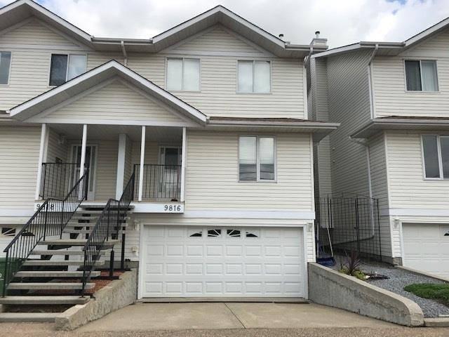 Townhouse for sale at 108 A St Unit 9816 Fort Saskatchewan Alberta - MLS: E4165052