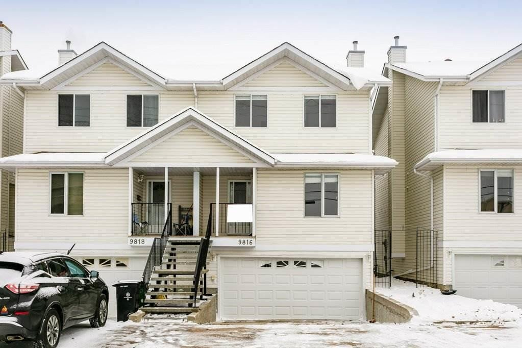 Townhouse for sale at 9816 108a St Fort Saskatchewan Alberta - MLS: E4218303