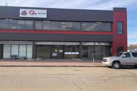 Commercial property for sale at 9817 101 Ave Grande Prairie Alberta - MLS: A1000738
