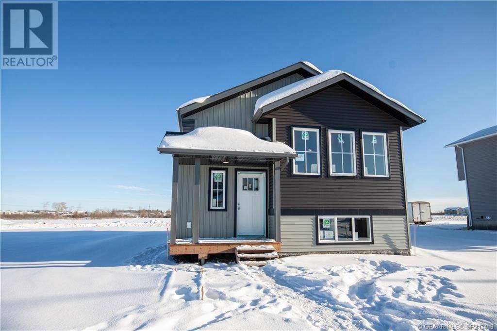 Townhouse for sale at 9817 89 St Grande Prairie Alberta - MLS: GP213419
