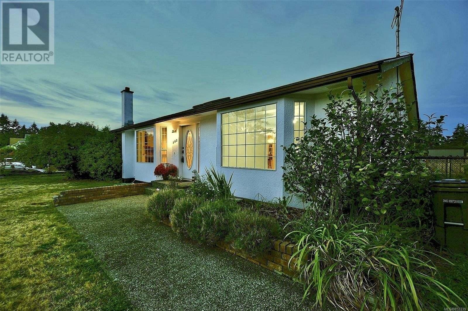 House for sale at 982 Douglas Ave Nanaimo British Columbia - MLS: 852339