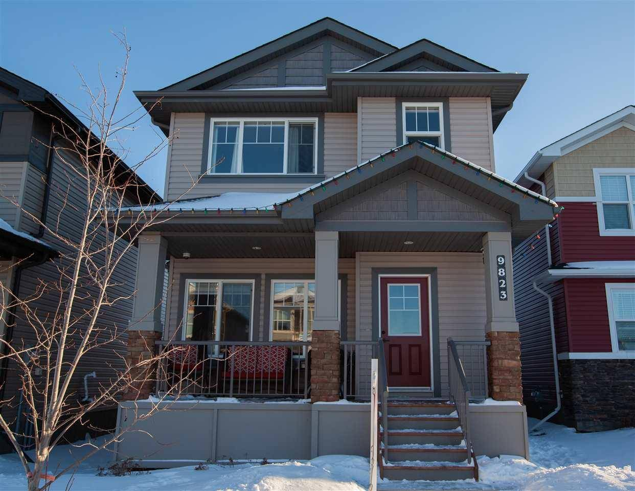 House for sale at 9823 106 Ave Morinville Alberta - MLS: E4184397