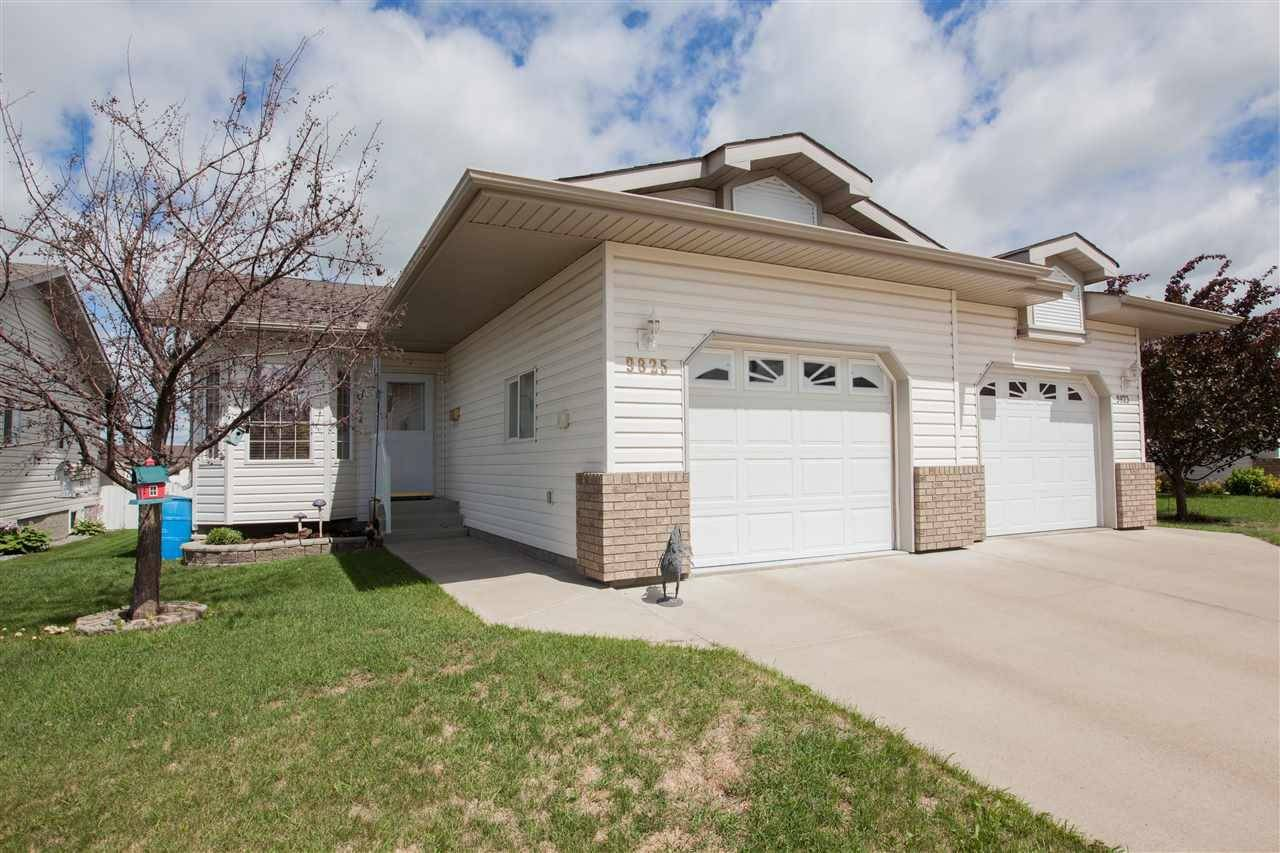 Townhouse for sale at 9825 100a Ave Morinville Alberta - MLS: E4184251