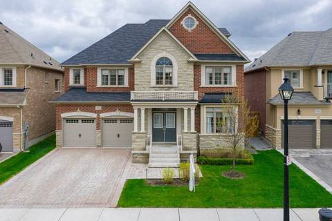 House for sale at 983 Ernest Cousins Circ Newmarket Ontario - MLS: N4452101