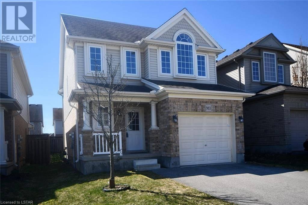 House for sale at 983 Mapleridge St London Ontario - MLS: 252226