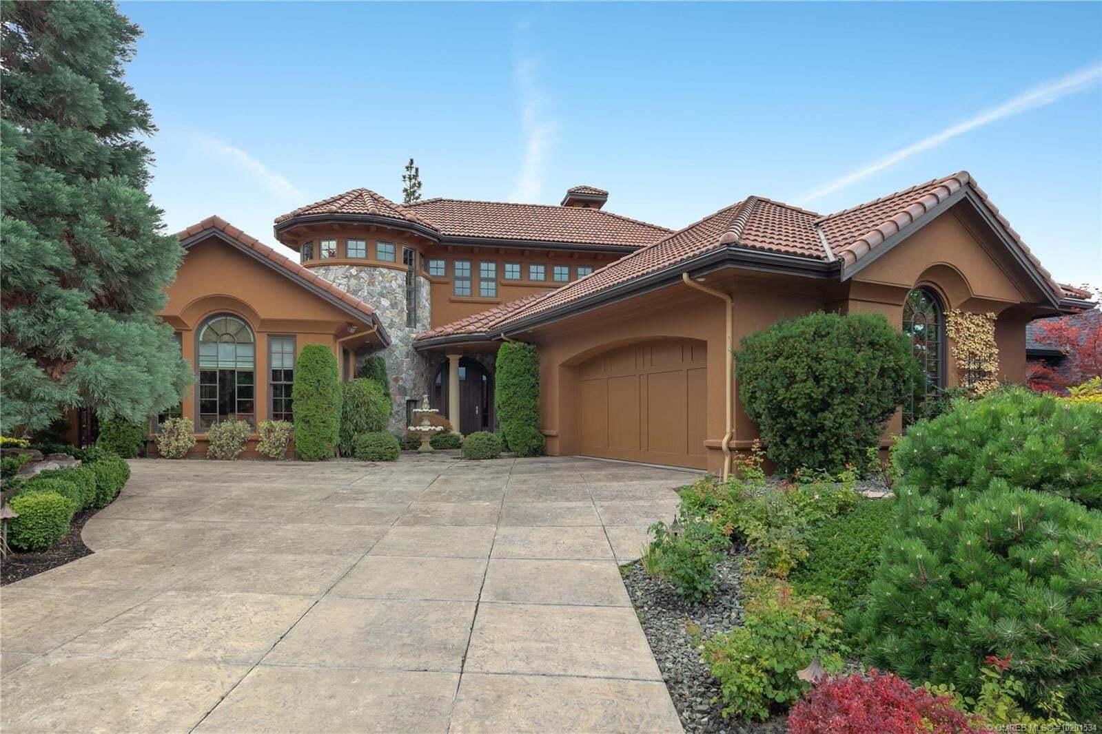House for sale at 983 Westpoint Dr Kelowna British Columbia - MLS: 10201534