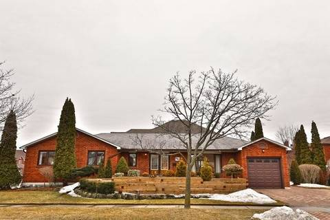 House for sale at 983 Wetherby Ln Mississauga Ontario - MLS: W4390953