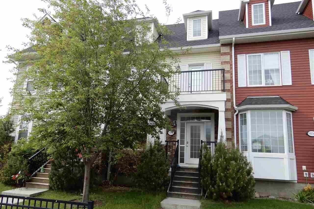 House for sale at 9832 104 Av Morinville Alberta - MLS: E4202098