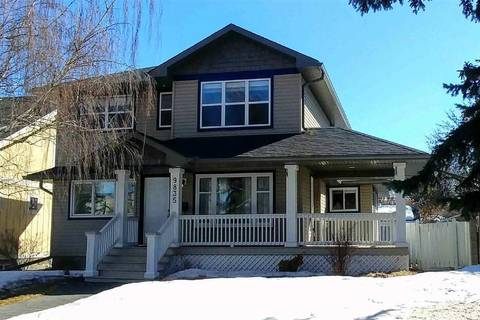 House for sale at 9835 147 St Nw Edmonton Alberta - MLS: E4141472