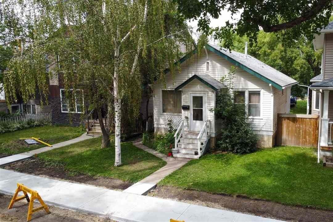 House for sale at 9838 85 Av NW Edmonton Alberta - MLS: E4209994