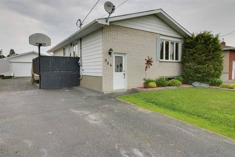 House for sale at 984 Jeanne D'arc St Out Of Area Ontario - MLS: X4489419