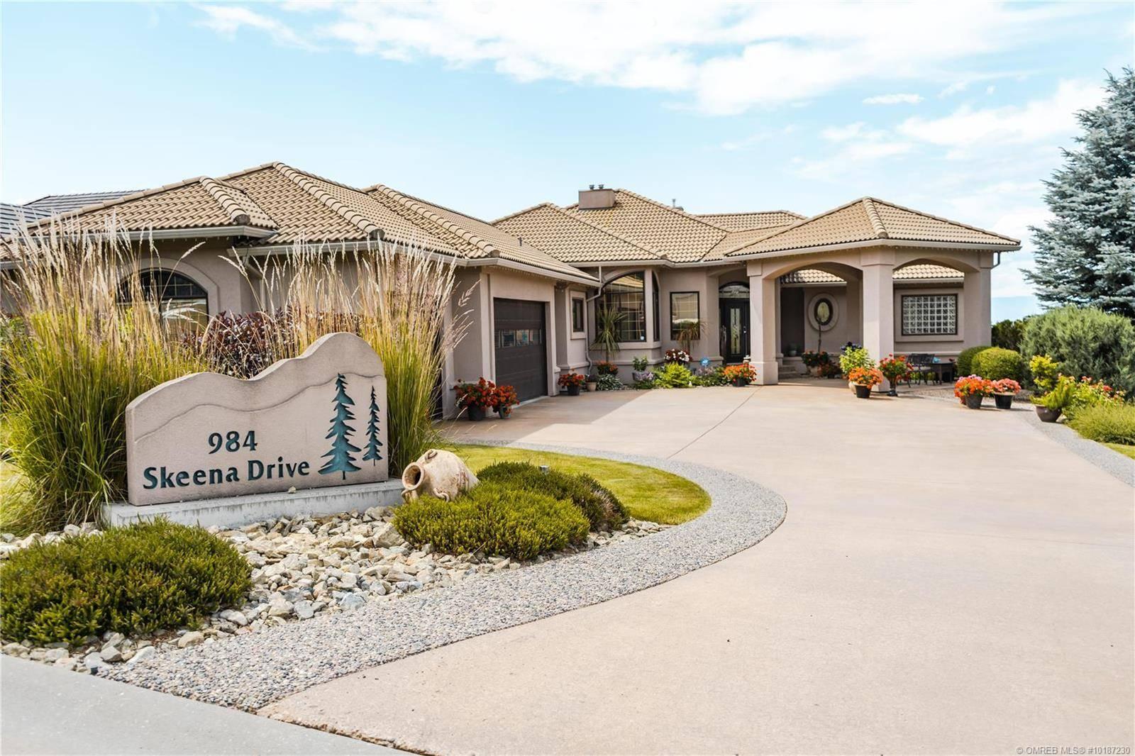 House for sale at 984 Skeena Dr Kelowna British Columbia - MLS: 10187230