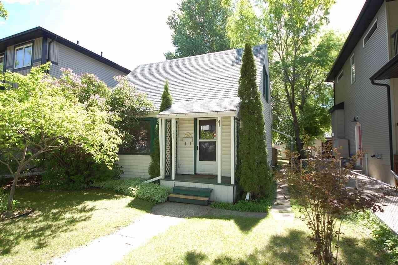 House for sale at 9841 73 Av NW Edmonton Alberta - MLS: E4202079