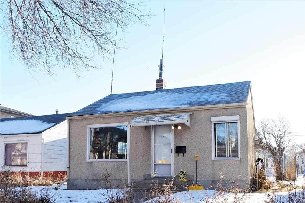 House for sale at 9841 77 Av NW Edmonton Alberta - MLS: E4224426
