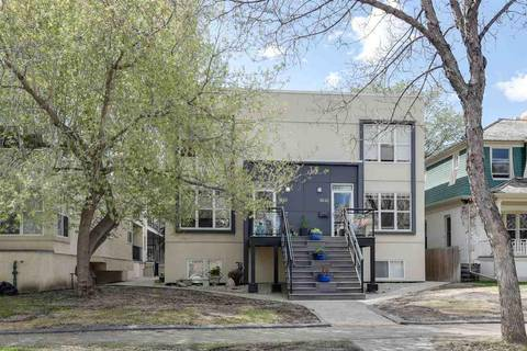 Townhouse for sale at 9842 112 St Nw Edmonton Alberta - MLS: E4157020
