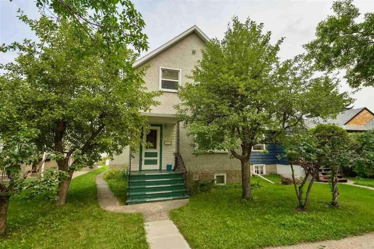House for sale at 9842 79 Av NW Edmonton Alberta - MLS: E4211077