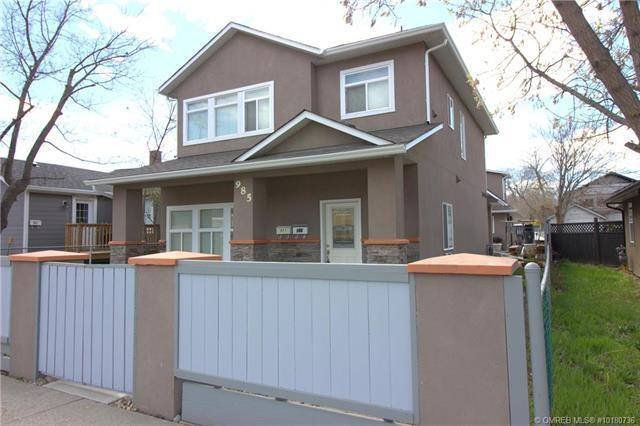 House for sale at 985 Clement Ave Kelowna British Columbia - MLS: 10180736