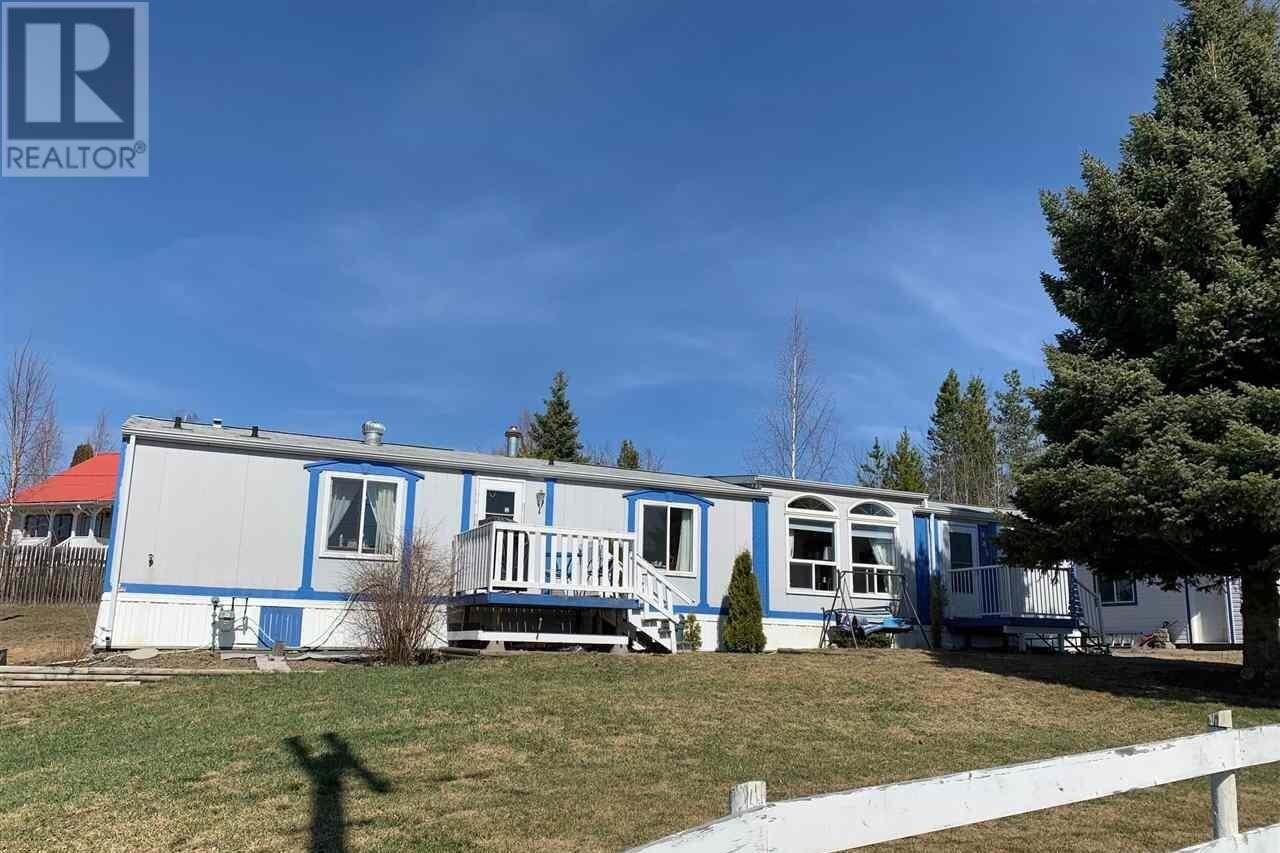 Residential property for sale at 985 Old Loop Road Rd Vanderhoof British Columbia - MLS: R2432978