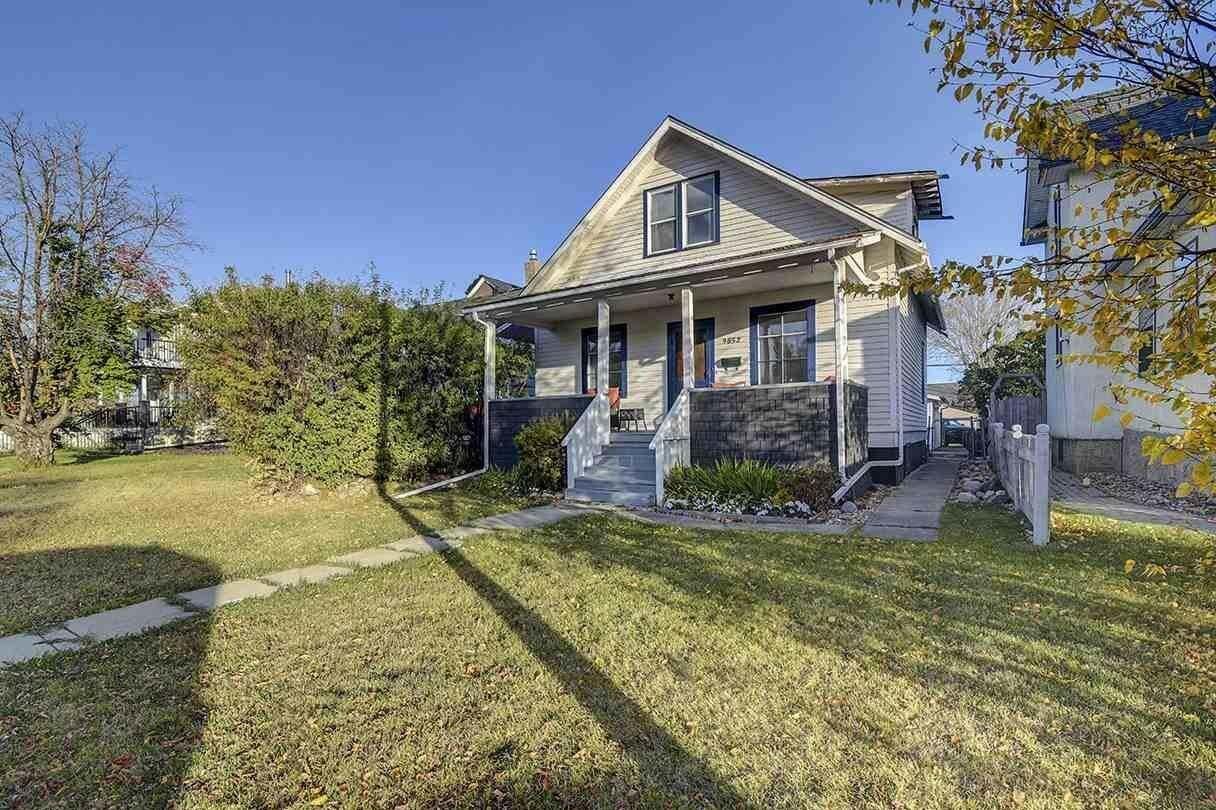 House for sale at 9852 76 Av NW Edmonton Alberta - MLS: E4217967