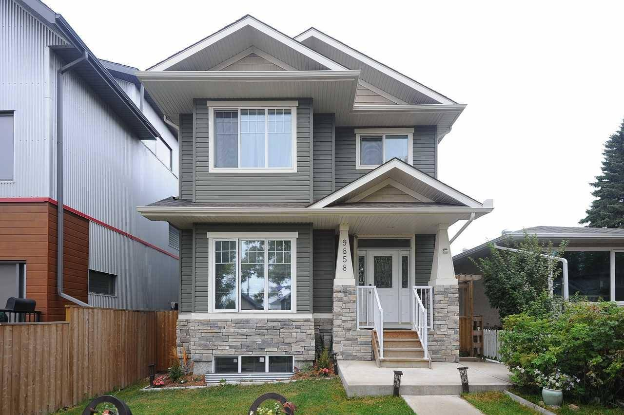 House for sale at 9858 77 Ave Nw Edmonton Alberta - MLS: E4172191