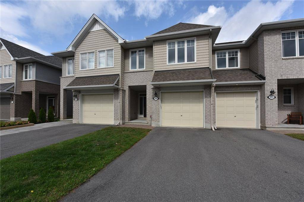 Townhouse for rent at 986 Bunchberry Wy Ottawa Ontario - MLS: 1168438