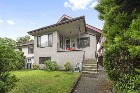 House for sale at 986 10th Ave E Vancouver British Columbia - MLS: R2388819