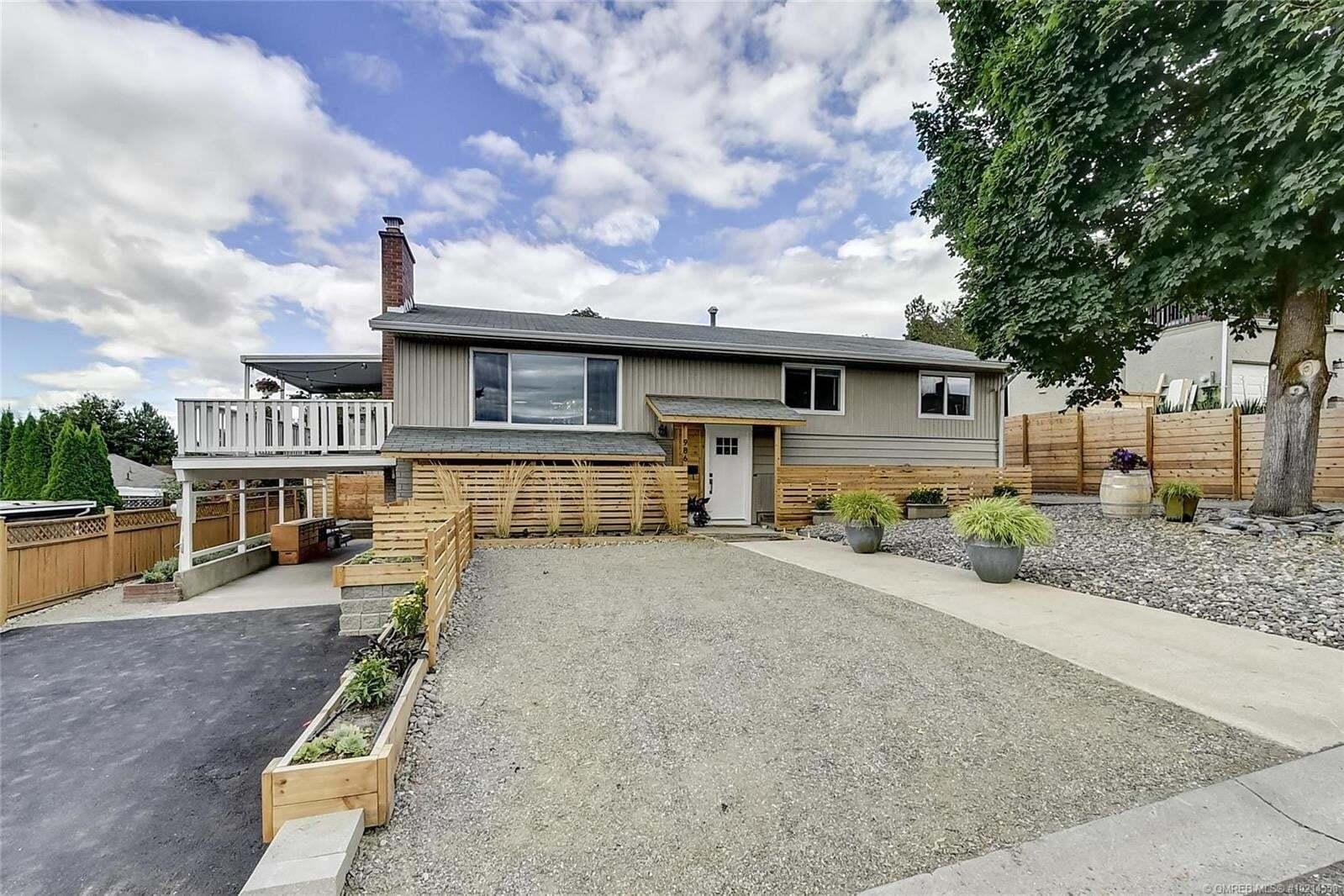 House for sale at 986 Garland St Kelowna British Columbia - MLS: 10214558