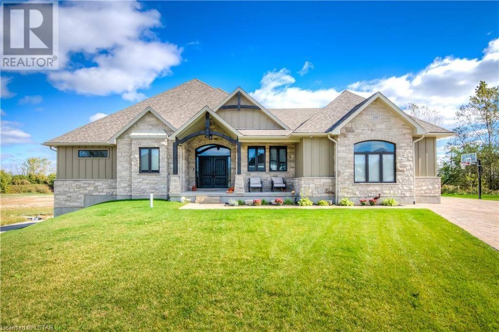 House for sale at 202 Glendon Dr Unit 9861 Komoka Ontario - MLS: 232380