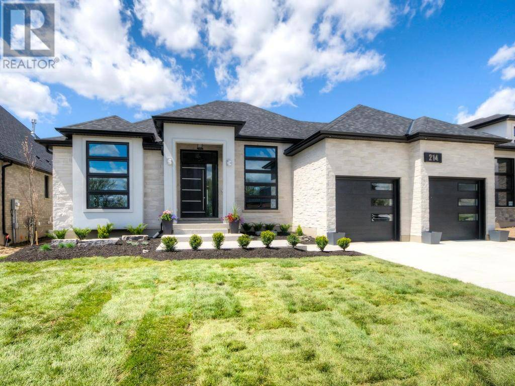 House for sale at 214 Glendon Dr Unit 9861 Komoka Ontario - MLS: 195689