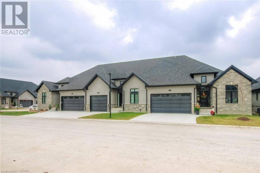 Home for sale at 435 Glendon Dr Unit 9861 Komoka Ontario - MLS: 243298
