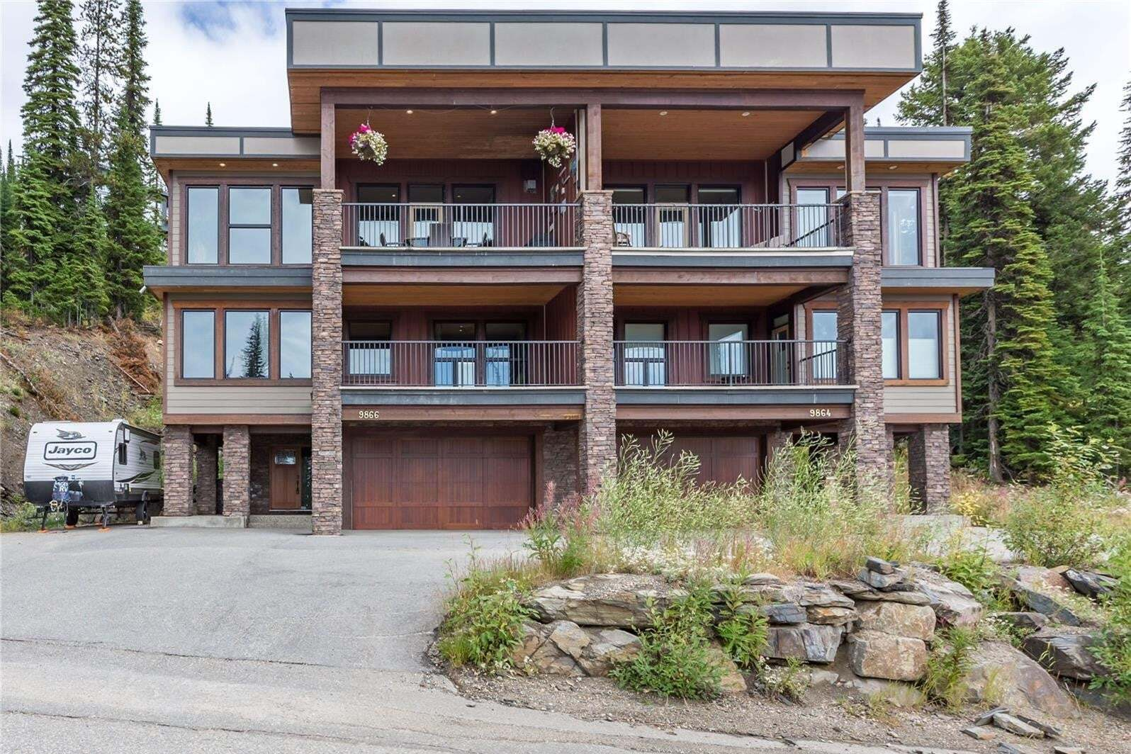 Townhouse for sale at 9866 Cathedral Dr Silver Star British Columbia - MLS: 10212537