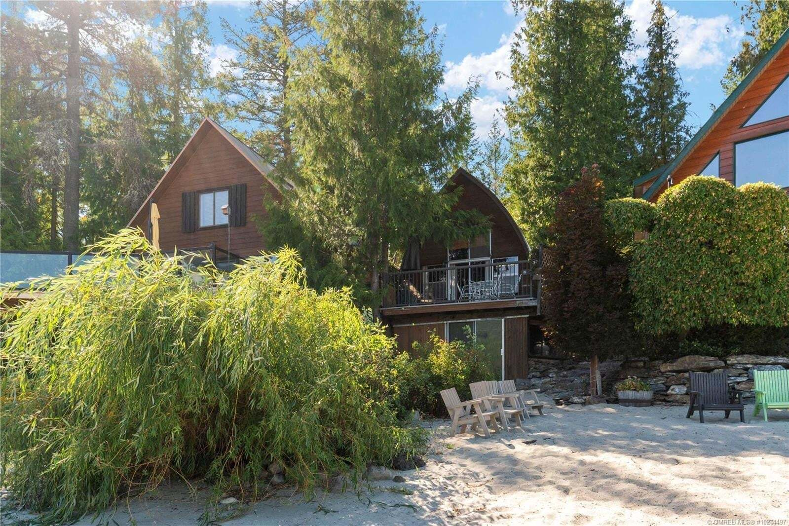 House for sale at 9866 Mara West Rd Sicamous British Columbia - MLS: 10214497