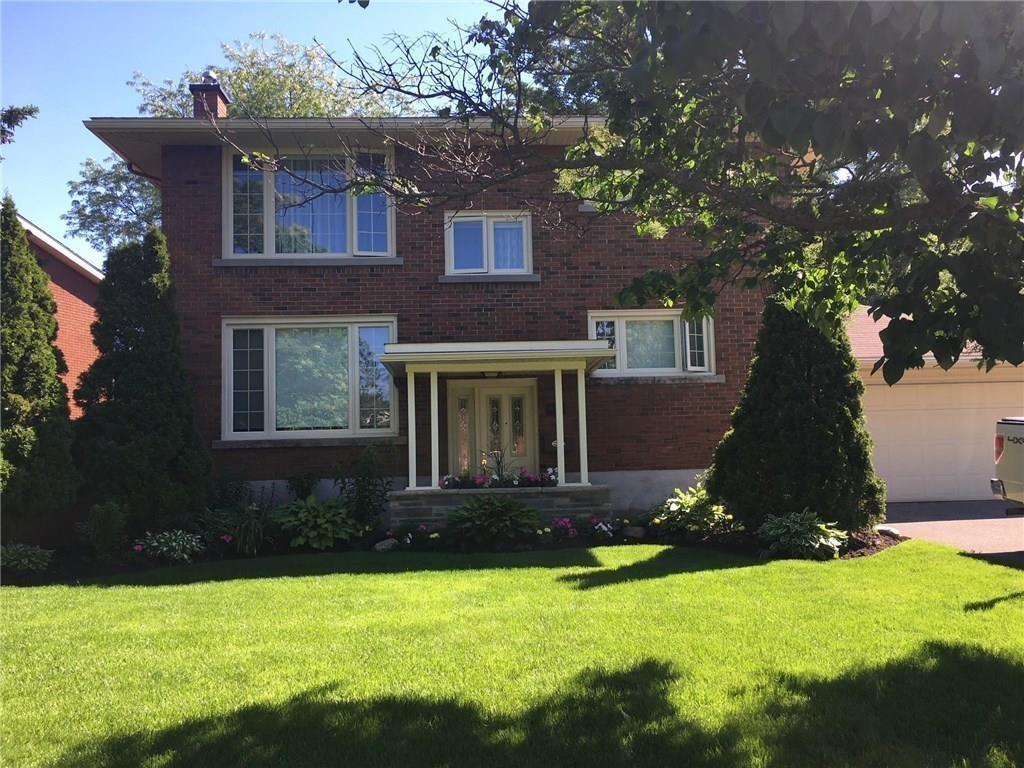 Removed: 987 Mossdale Street, Ottawa, ON - Removed on 2019-11-03 12:00:24