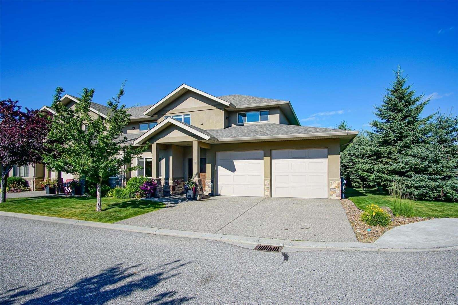 Townhouse for sale at 9875 Selkirk Dr Coldstream British Columbia - MLS: 10212284