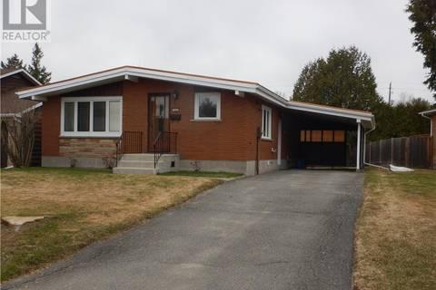 House for sale at 988 Buckingham Dr Sudbury Ontario - MLS: 2073825