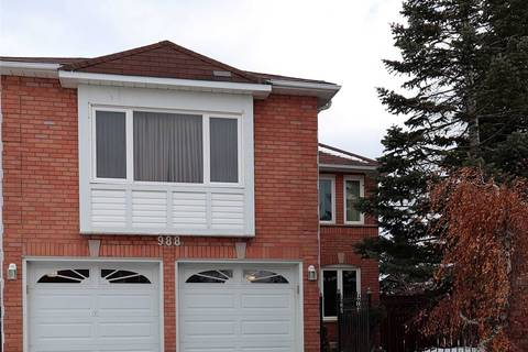 House for sale at 988 Winterton Wy Mississauga Ontario - MLS: W4702725