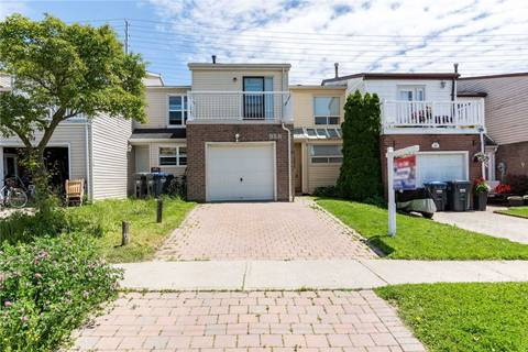 Townhouse for sale at 988 Zante Cres Mississauga Ontario - MLS: W4488525
