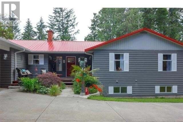 House for sale at 9880 Panorama Ridge Rd Chemainus British Columbia - MLS: 470344