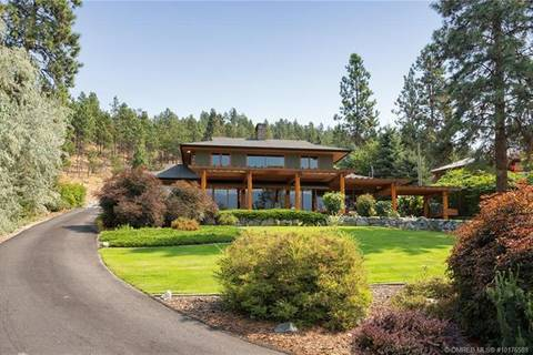House for sale at 9887 Okanagan Centre Rd West Lake Country British Columbia - MLS: 10176589