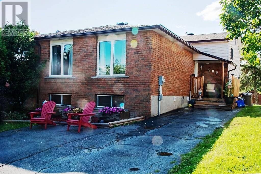 House for sale at 989 Arthur St Sudbury Ontario - MLS: 2080590