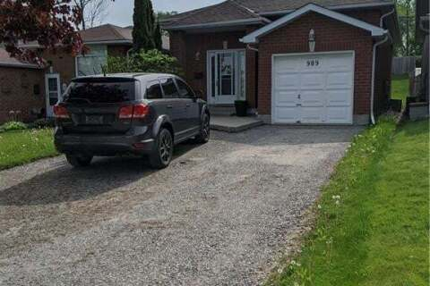 House for sale at 989 Field Ct Cobourg Ontario - MLS: 257966