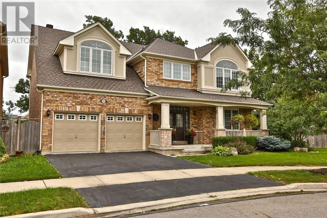 House for sale at 989 Mccutcheon Crescent Milton Ontario - MLS: W4331549